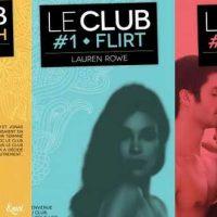 Le Club - #1 Flirt - Lauren Rowe