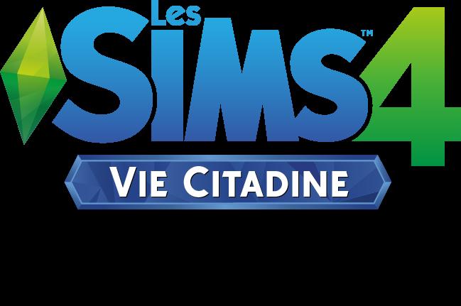 logo_sims_4_vie_citadine