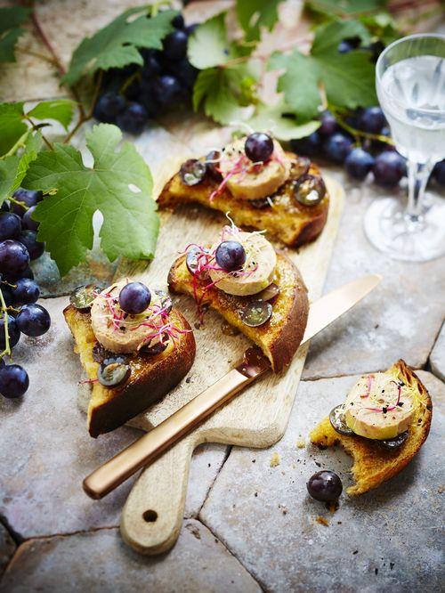 crostinis-de-foie-gras