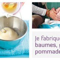 Je fabrique mes baumes, gels, pommades… - Sylvie Hampikian