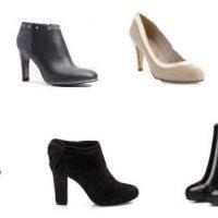 Mode : sélection de chaussures pour les fêtes