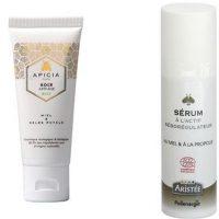 On a testé : les cosmétiques inspirés des abeilles Apicia et Aristée