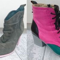 DIY mode : customiser des bottines