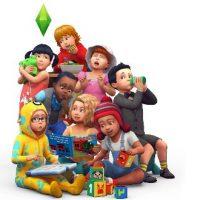 Les bambins sont arrivés dans Les Sims 4 !