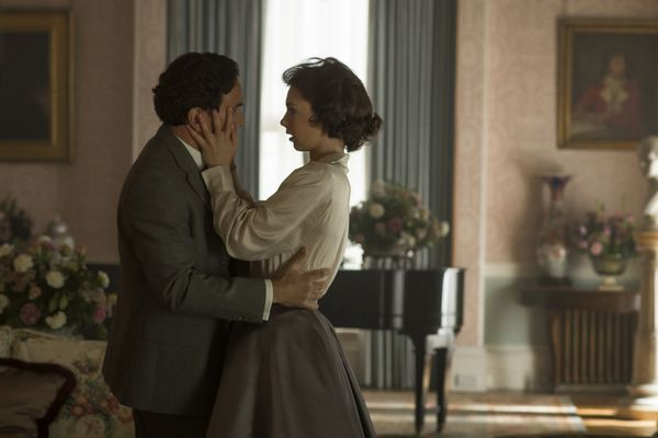 the crown Margaret et Peter Townsend