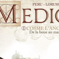 Médicis – Livre I. Cosme l'Ancien – Peru – Lorusso