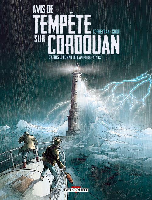 Avis de tempête sur le Cordouan