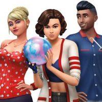 Les Sims 4 se mettent au bowling !