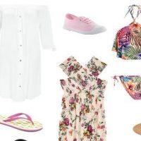 Mode : je porte quoi en vacances ?