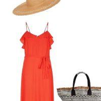 5 façons de porter la robe longue en été