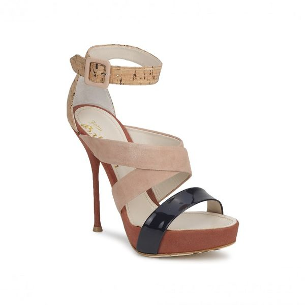 Sandales cuir Spartoo