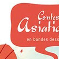 Contes asiatiques en bandes dessinées