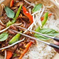 Beef Thaï
