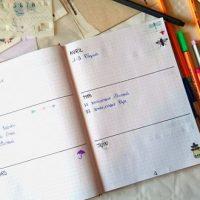 30 idées de pages, collections et trackers pour son Bullet Journal