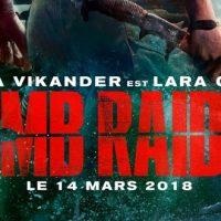 Tomb Raider sortira en salles en mars 2018