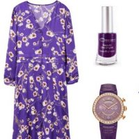 Mode : sélection ultra violet