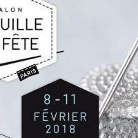 Aiguille en Fête s'installe à Paris du 9 au 11 février 2018