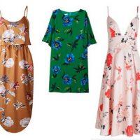 20 robes à fleurs pour le printemps