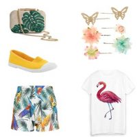 Mode : mix and match tropical été 2018