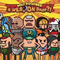 [Test] Holy Potatoes ! A Weapon Shop ?! (Switch) : tu gères, purée !