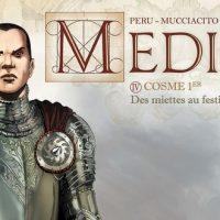 Médicis - Tome 4. Cosme Ier - Peru et Mucciacito