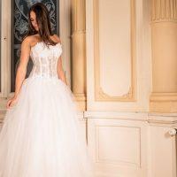 12 tendances robes de mariée 2019