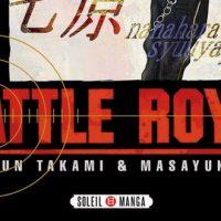 Battle Royale (volume 1) – Koushun Takami et Masayuki Taguchi