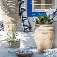Comment réussir une décoration d'inspiration grecque ?