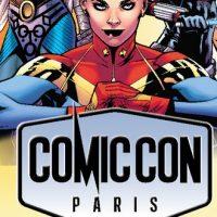 Le Comic Con Paris 2018 se dévoile