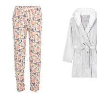 Hiver froid, journée en pyjama