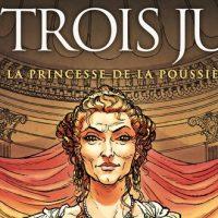 Les trois Julia – La Princesse de poussière T1 – Blengino et Sarchione
