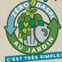 Zéro gaspi au jardin c'est très simple – Guylaine Gouflier