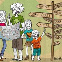 Famille en transition écologique – Jérémie Pichon et Bénédicte Moret