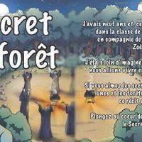 Le Secret de la Forêt - Marie-Hélène Marathée