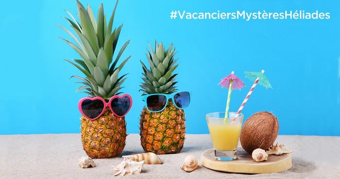 vacancier mystere heliades
