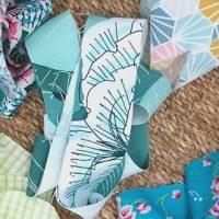 5 autres DIY avec des chutes de tissu