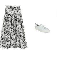 Mode: 3 manières de porter la jupe longue