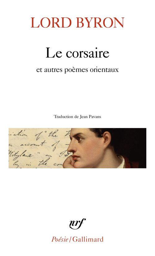 poèmes orientaux de Lord Byron