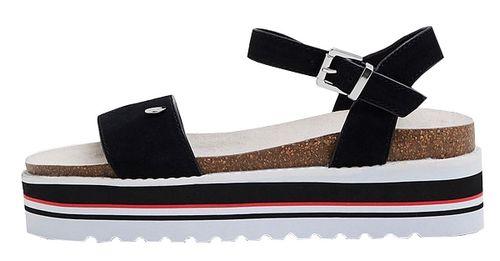 sandales compensees esprit
