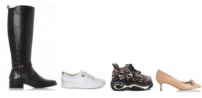 Mode Les Tendances Chaussures Automne Hiver 2019 2020