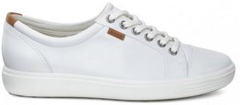 baskets blanches cuir