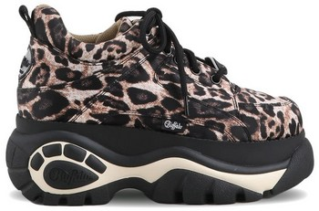 baskets ugly shoes leopard