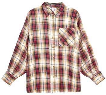 chemise carreaux