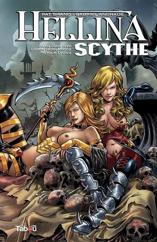 hellina scythe