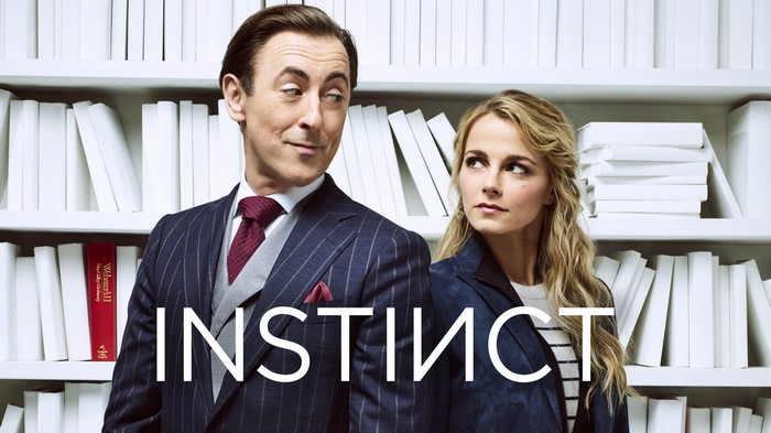 instinct série