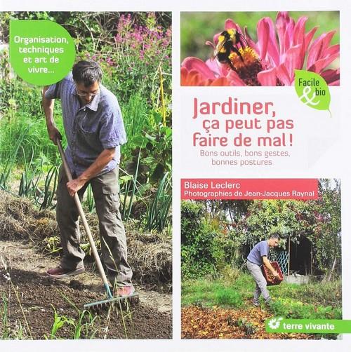jardiner ça peut pas faire de mal