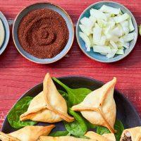 Le Liban en 4 ingrédients – Nadia Paprikas