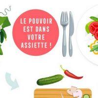 Mangez responsable – Juliette Legros