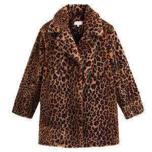 manteau fausse fourrure la redoute