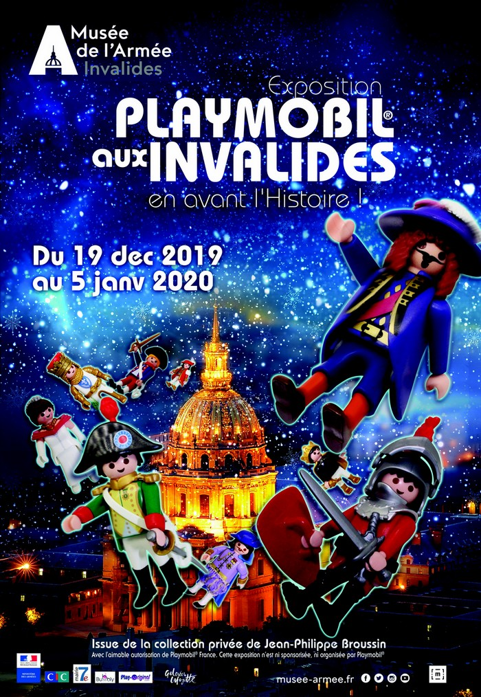 expo playmobil invalides